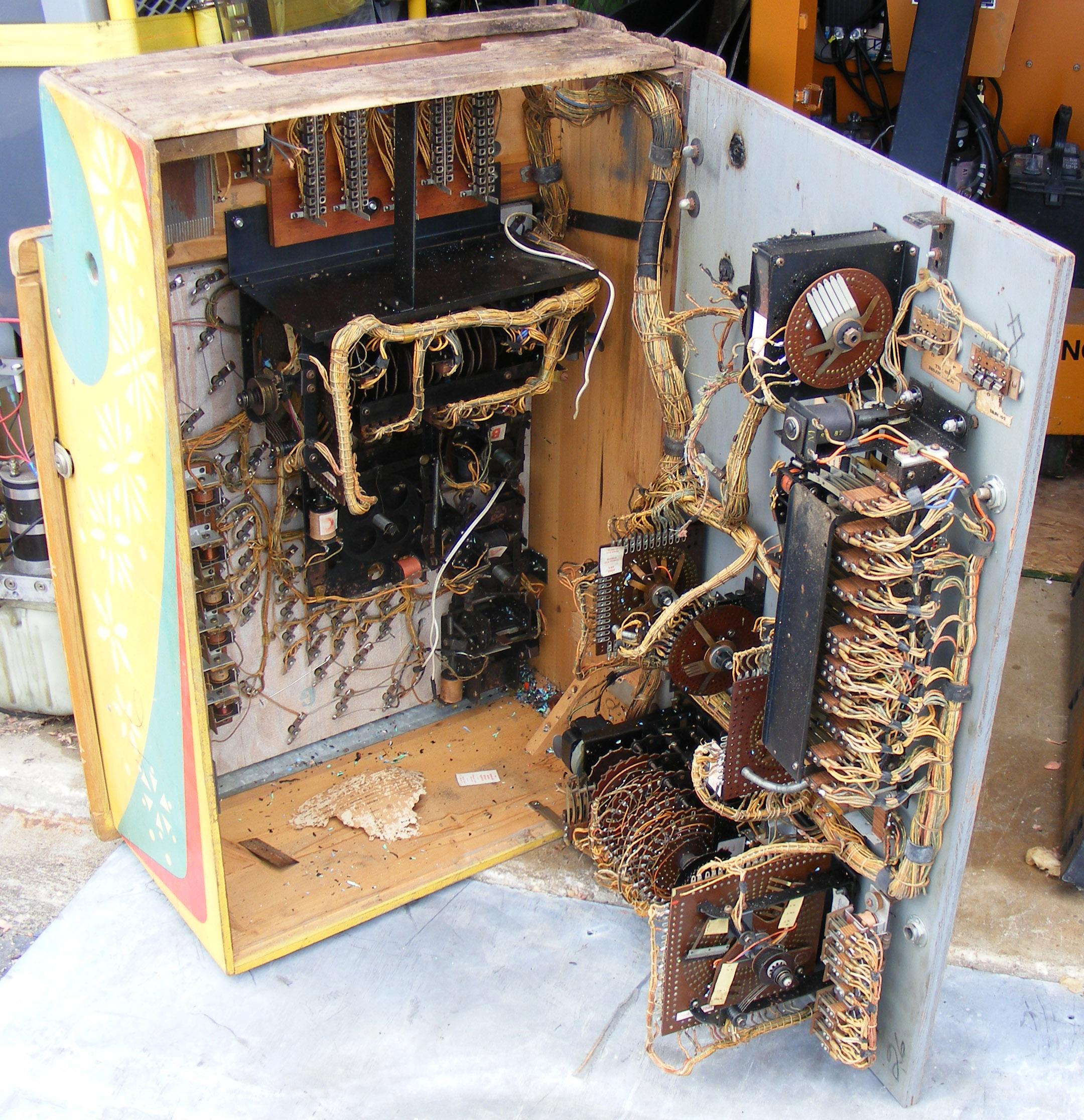 williams pinball machine parts