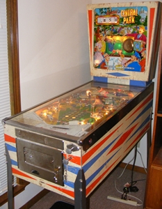 Pinball machines for sale sell in Austin Texas electro-mechanical
