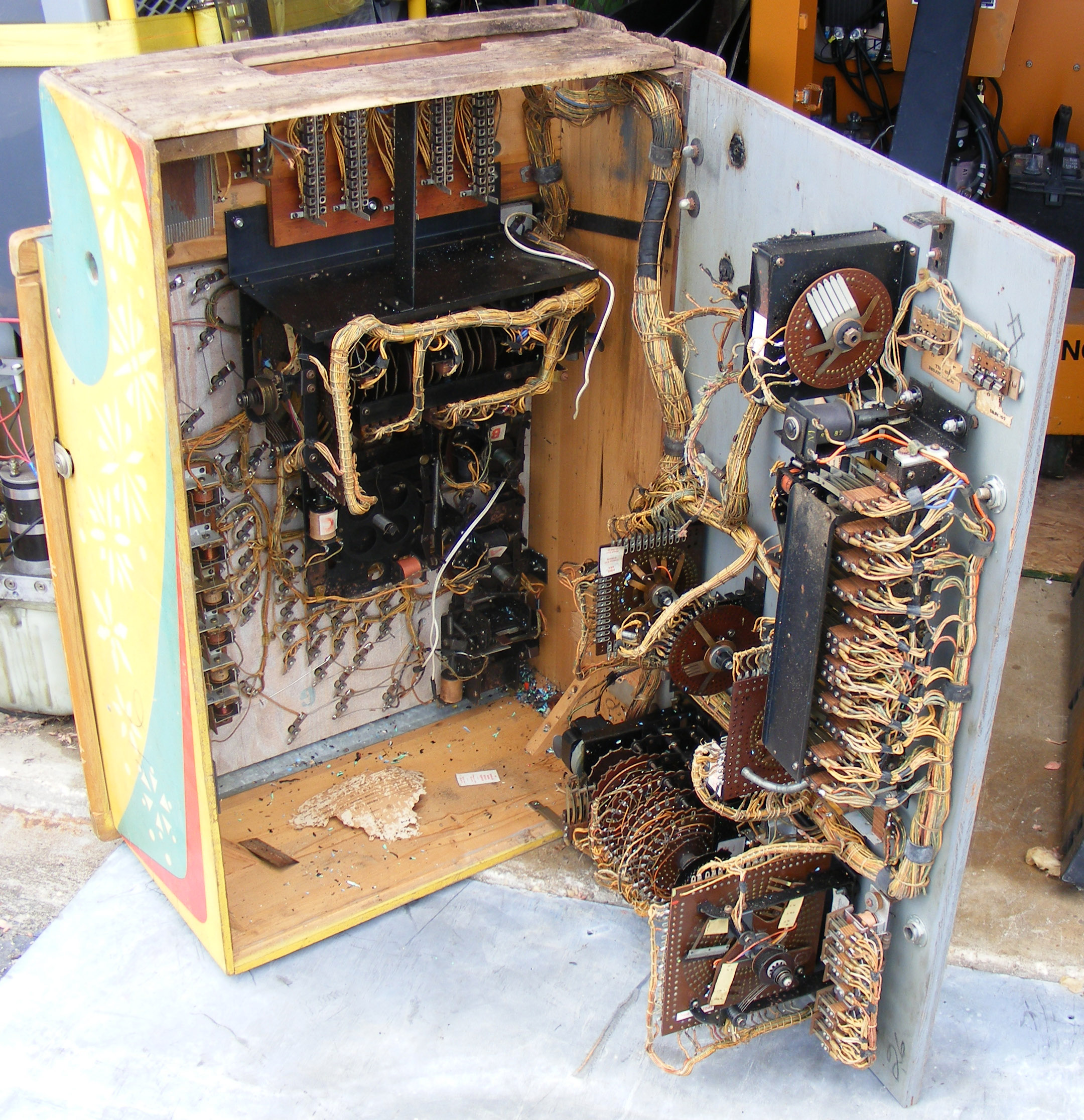 New used Pinball machine video arcade game parts for sale