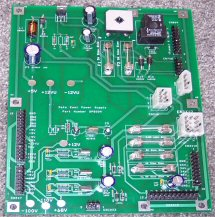 DataEast DMD power supply board
